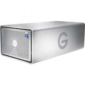 G-Technology G-RAID36TB with Thunderbolt 3