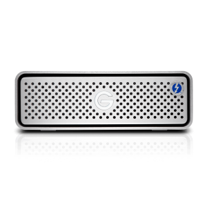 G-Technology G-DRIVE 18TB with Thunderbolt 3