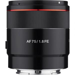 Samyang AF 75mm f/1.8 FE Lens For Sony E Mount
