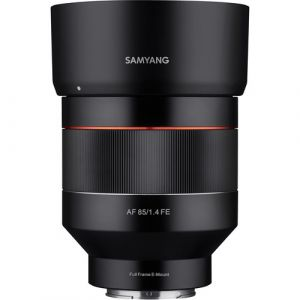 Samyang AF 85mm f/1.4 Lens For Sony E Mount