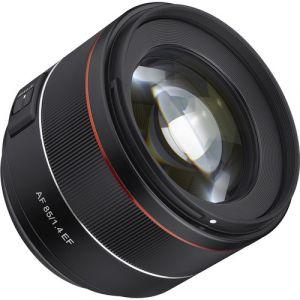 Samyang AF 85mm f/1.4 EF Lens For Canon EF Mount